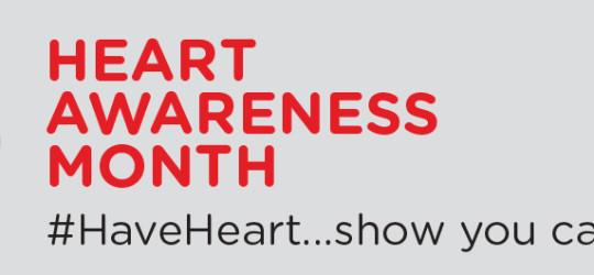 Heart Awareness Month